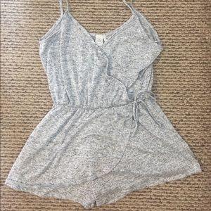 Shorts Romper/Jumpsuit